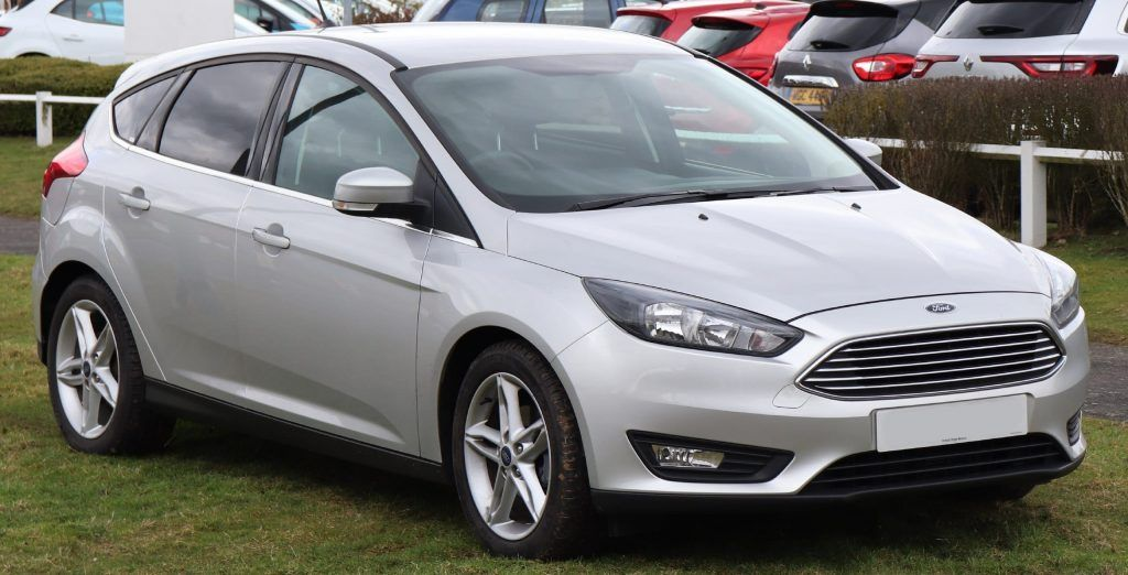 FORD FOCUS TOP 5