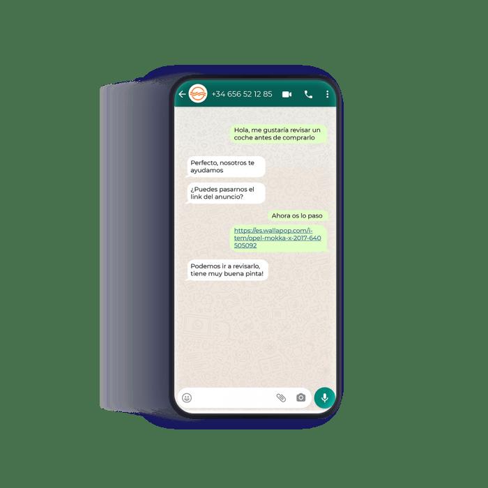 whatsapp needcarhelp